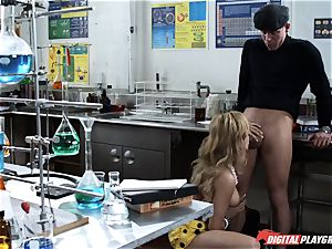 Angelina wants a private lesson on privates