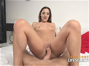 Amirah Adara - Christmas ass fucking Surprise
