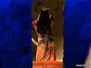 old school Indian Dancer