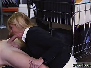 puny little weenie hand-job warm milf smashed At The PawnSHop