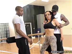 Nikki Benz enjoys anal invasion with bbc - cheating Sessions