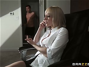 Lily Labeau torn up doggie-style