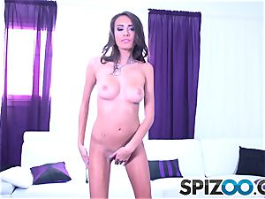 Janice Griffith needs her beau pecker inwards her