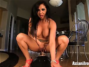 killer female riding sybian the other nymph faux-cocks