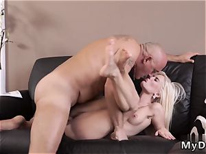 latin nubile old guy first time He could drill her all day long, so super-sexy she was...