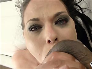 HER restrain - raunchy ass fucking fuck-a-thon with Hungarian sweetheart