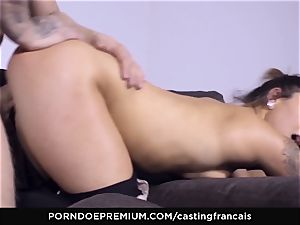 audition FRANCAIS - handsome first-timer first-ever porn pummel