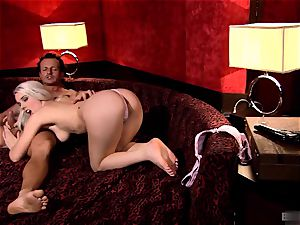 Katrin bear knows this stud cant wait to get in her snatch, so