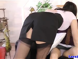 brit mummy slapped and frigged by nubile