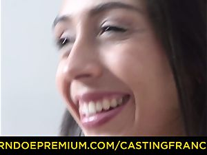 casting FRANCAIS - fledgling hotty pounded and spunk covered