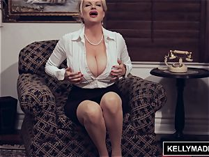KELLY MADISON breasts and Blueprints