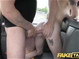 faux taxi innocent american girl gets bum pulverized