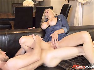 Julia Ann beaver filled on mothers day