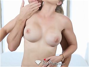 PureMature milf Cory chase smashed after run in the park