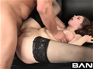 plumb casting: Elektra Rose jism eating squirting princess
