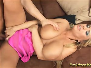 busty stepmom needs a strenuous fuck-stick