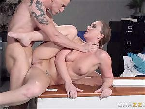 Nurse Maddy OReilly puts things right with a pulverizing