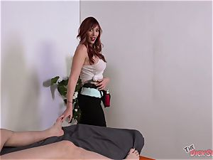 LMT Suckoff - Lauren Phillips
