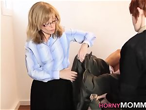 Stepmom and nubile plow