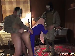 Arab doll muslim pound and manmeat Local Working nymph