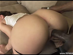 dark-haired cunt is More Fit for bbc