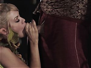 Riley Steele gets a fucking fit for a fairy