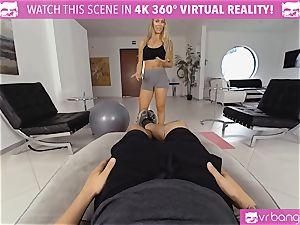 VR PORN-Nicole Aniston Gets boinked rigid and sucks