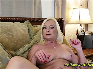 The Taboo Tales of aunt-in-law Paris Part 7