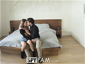 Riley Reid boinks her step-dad for money