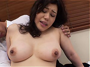 japanese milf orders her paramours now