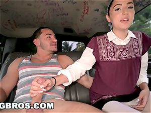 BANGBROS - No Regrets with Becky Sins on The fuck Bus!
