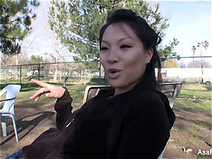 Behind the vignettes interview with Asa Akira, part 1