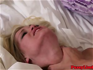 dominated babe cruelly humped