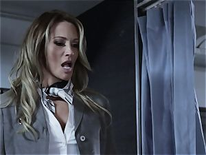 The Job Sn 6 Asa Akira gets Jessica Drake on set