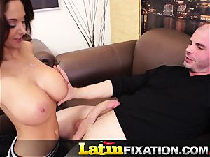 LatinFixation Ava Addams drink tastey spunk