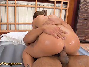 greasy nuru massage duo