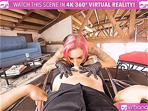 VRBangers.com huge-boobed milf poked rigid By her Costumer